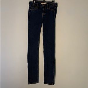 Hollister Womens Skinny Jeans size 1L